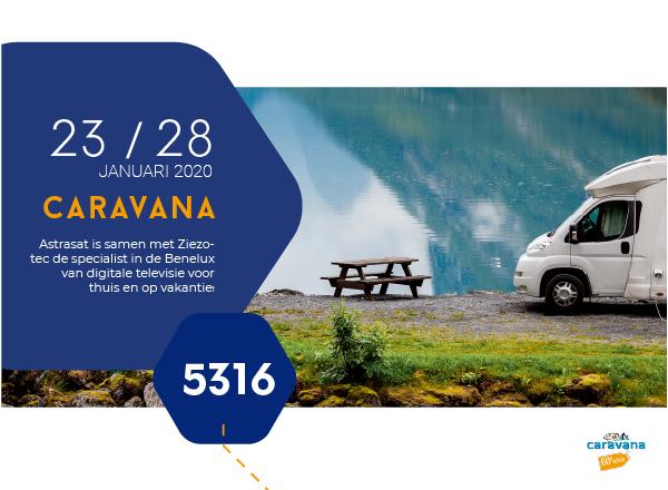 Astrasat Caravana 2019 | Van 23 Januari tot 28 Januari