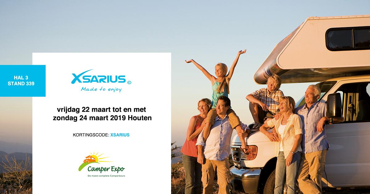 Zien we jou bij de CamperExpo 2019 in Houten?