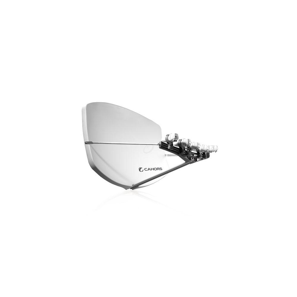Cahors Visiosat BIG Bi Satellietschotel