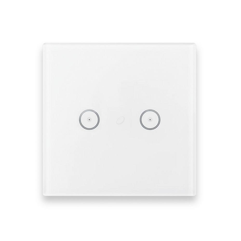 AMIKO HOME Smart Home Switch 2 Channel (wandschakelaar)