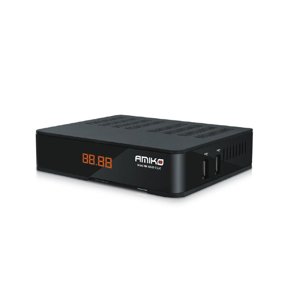 Amiko Mini 4K UHD T2/C - Kaartlezer - Digitenne - KPN