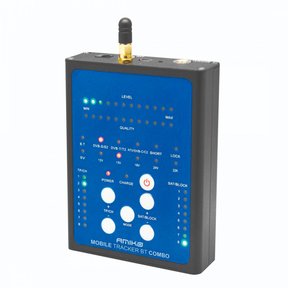Amiko Mobiele Tracker BT Combo