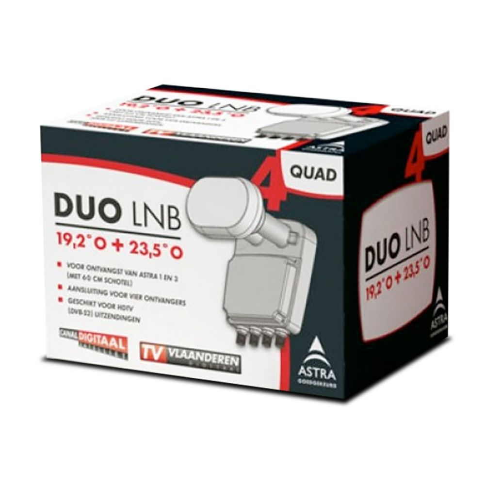 M7 CanalDigitaal Duo Quad LNB