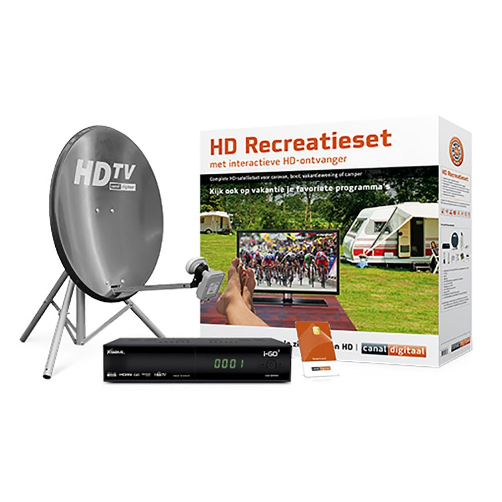 M7 CanalDigitaal RecreatieSet