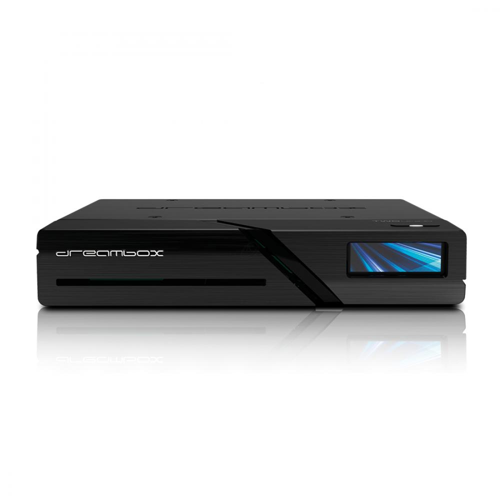 Dreambox Two Ultra HD - Bluetooth - Linux - H.265 HEVC