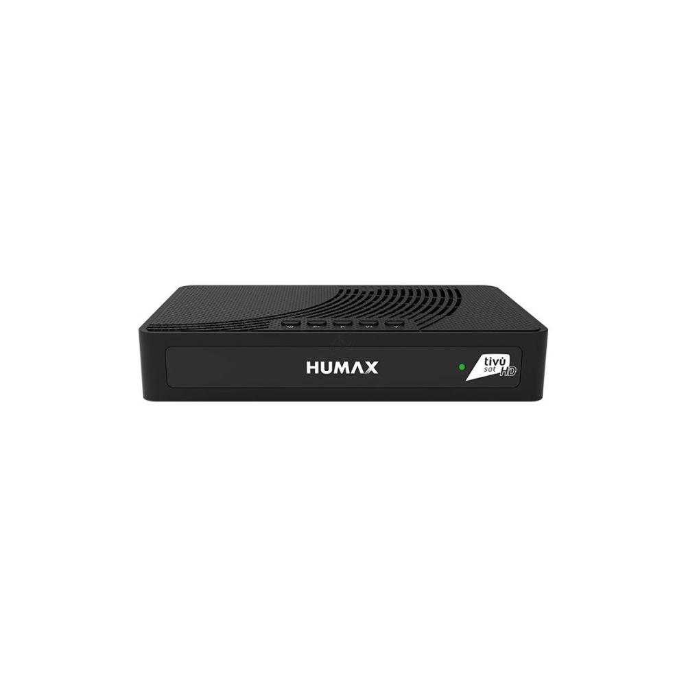 Humax Tivumax LT - HD-3800S2 - Full HD - DVB-S2 - Tivusat HD-kaart