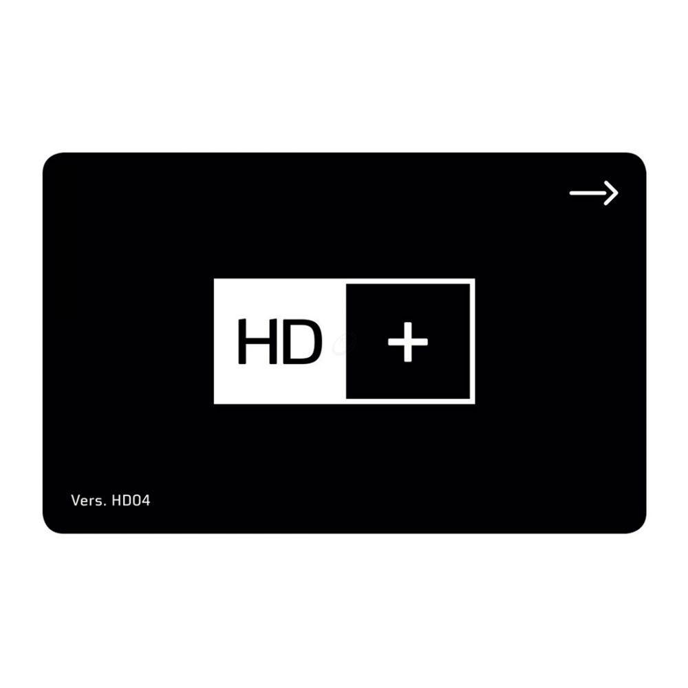 HD+ Smartcard - 12 maanden - HD - UHD