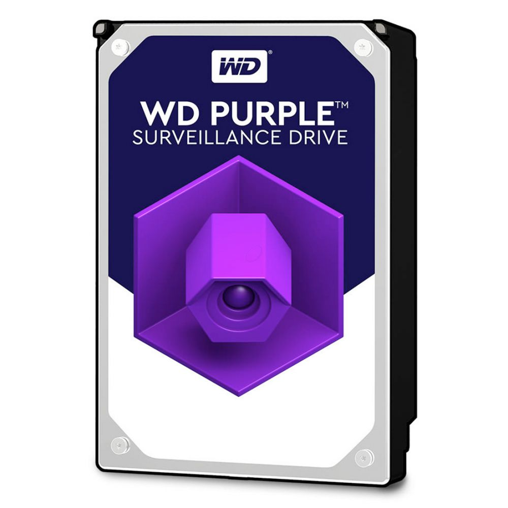 "Western Digital WD Purple 3,5"" 2 TB Surveillance HDD"