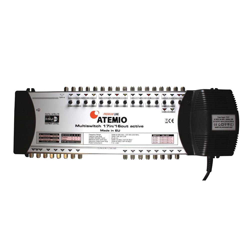 Atemio EMP Multiswitch Premium Line 17/16
