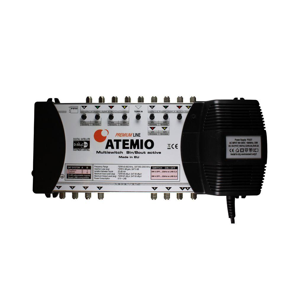 Atemio EMP Multiswitch Premium Line 9/8