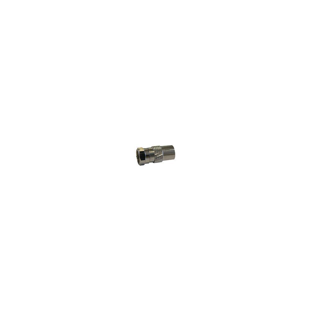 F-Connector (Male - Coax Female) 10x