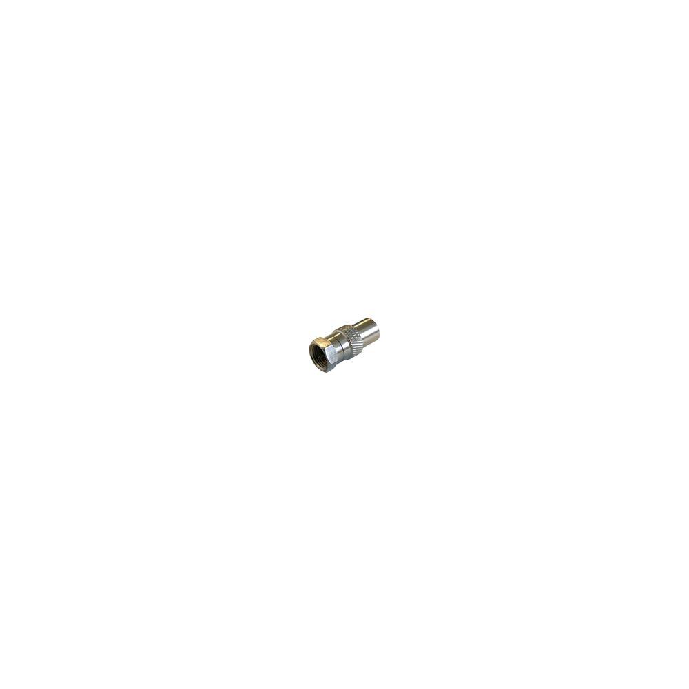 F-Connector (Male - Coax Male) 1x
