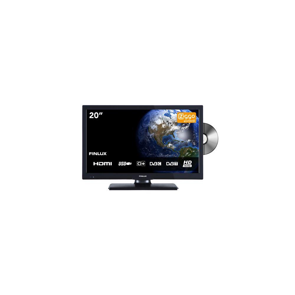"Finlux FLD2022BK12 12V 20"" HD-Ready TV/DVD"