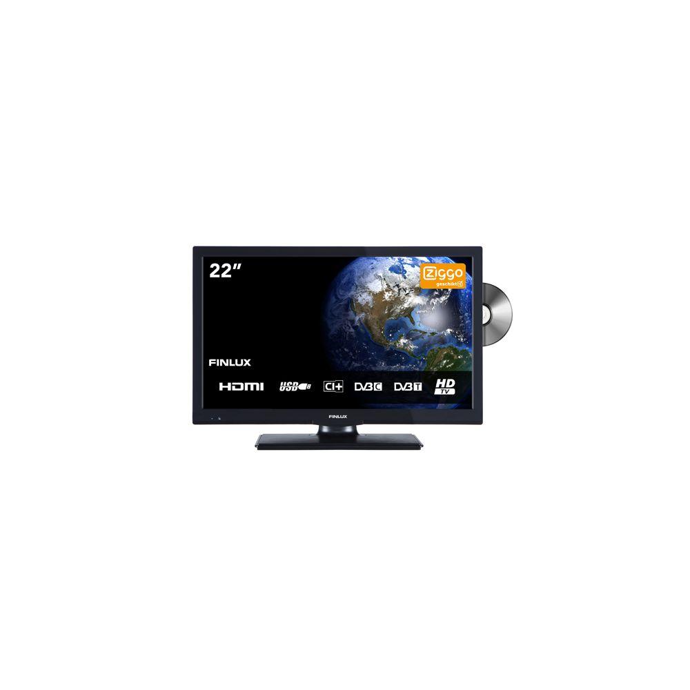"""Finlux FLD2222 22"""" Full HD TV/DVD 12V"""