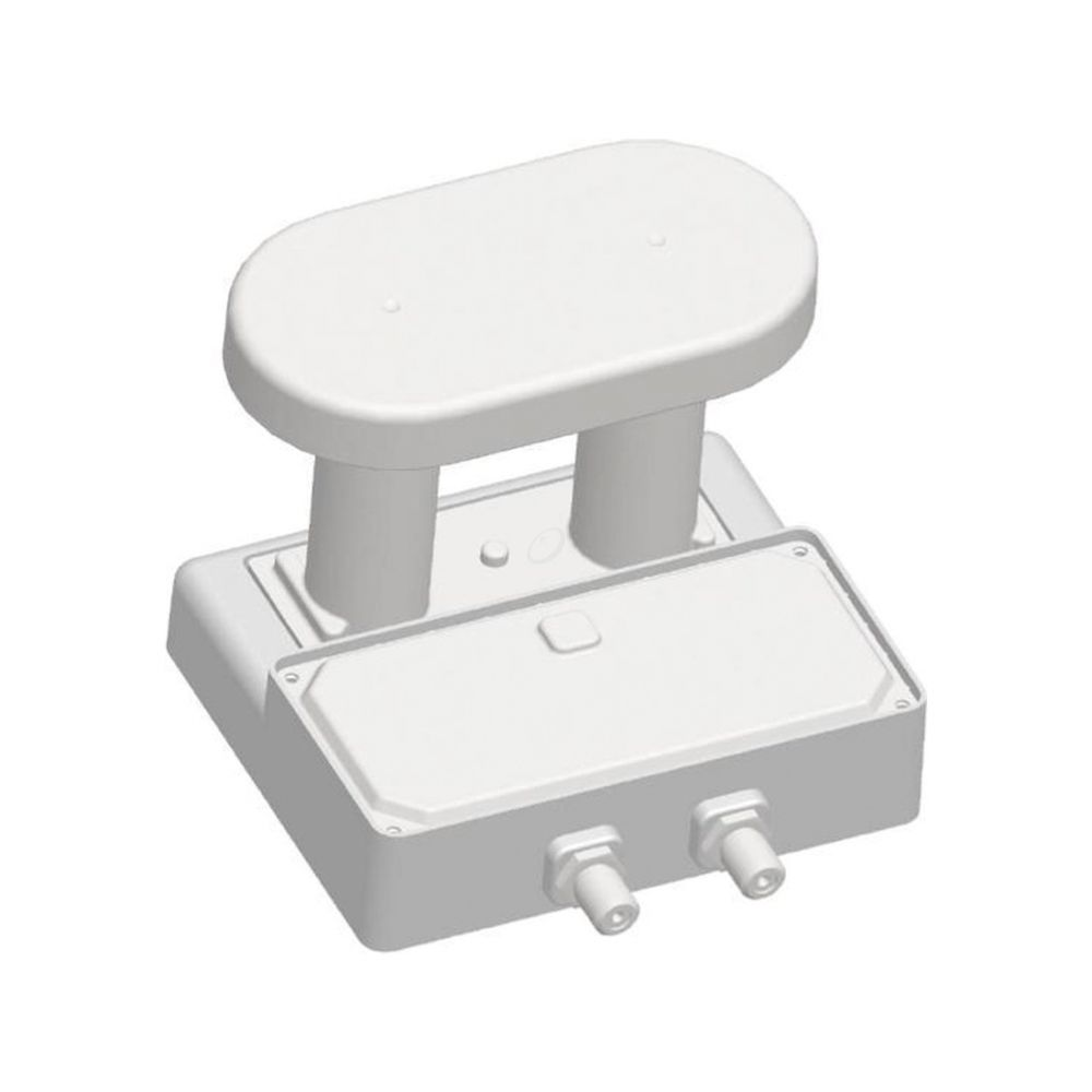 Relook 43TMD80 Duo TWIN LNB - Astra 1 / Astra 3 - 80cm / 90cm / 100cm schotels