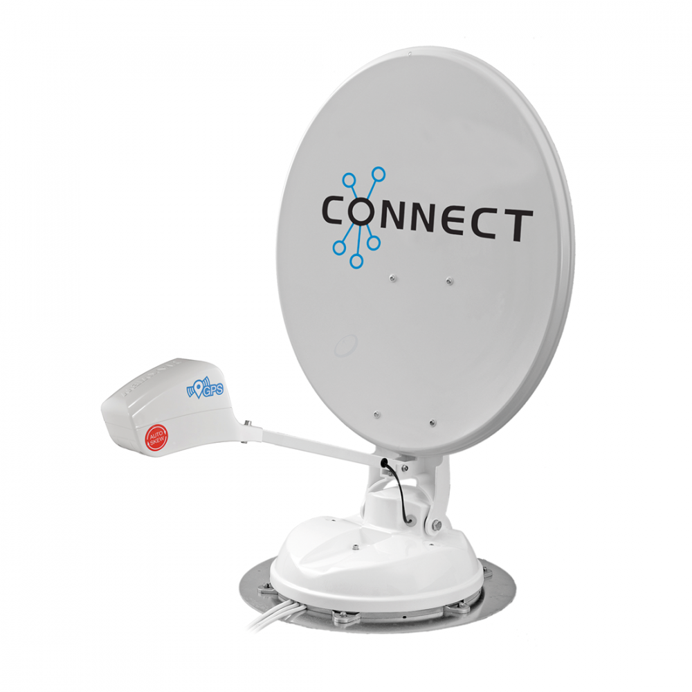 Maxview Connect Auto Skew 85cm Twin