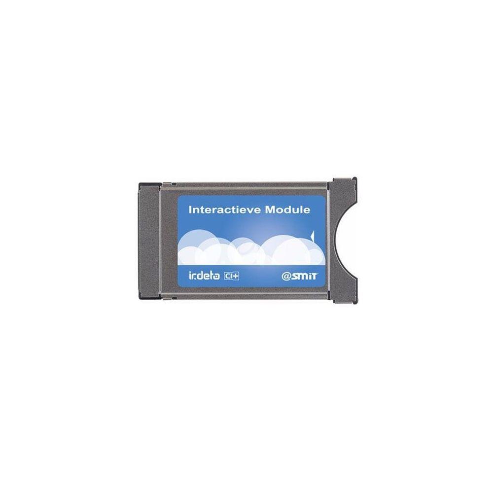 SMiT CAM 1.3 CI-Module interactieve TV ready - Ziggo - Caiway - Delta - Kabelnoord - Zeelandnet