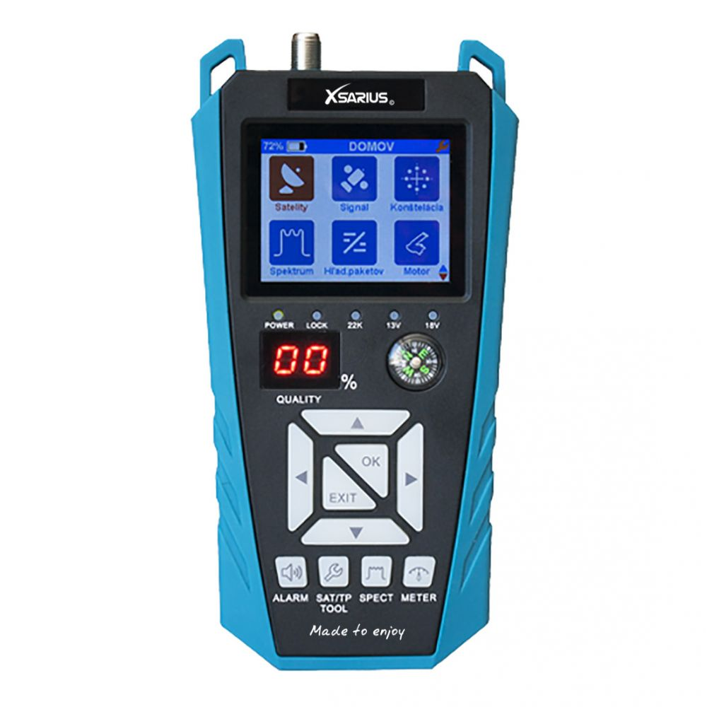 Xsarius Satmeter HD Easy Pro Ultra