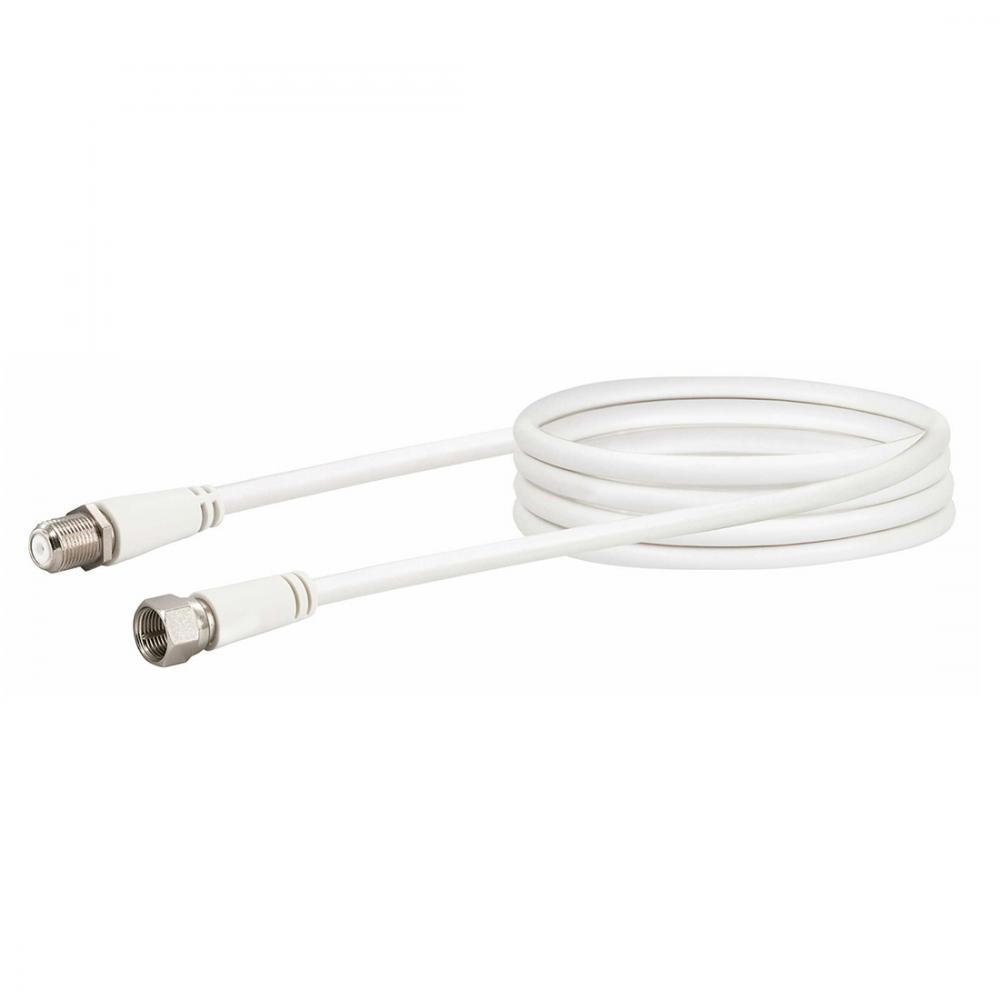 Schwaiger Coax Kabel 1,5 meter (90dB)