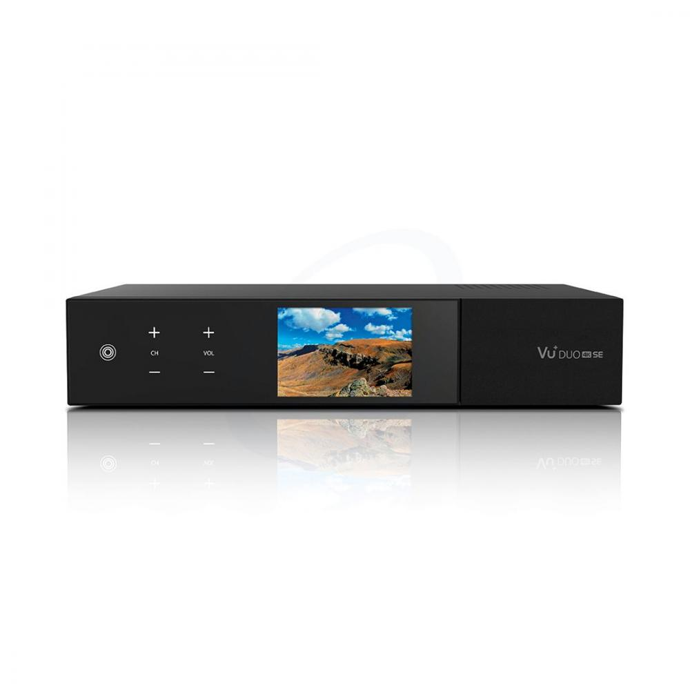 VU+ Duo 4K SE BT - Bluetooth Edition - PVR ready - Linux - 4K UHD 2160P