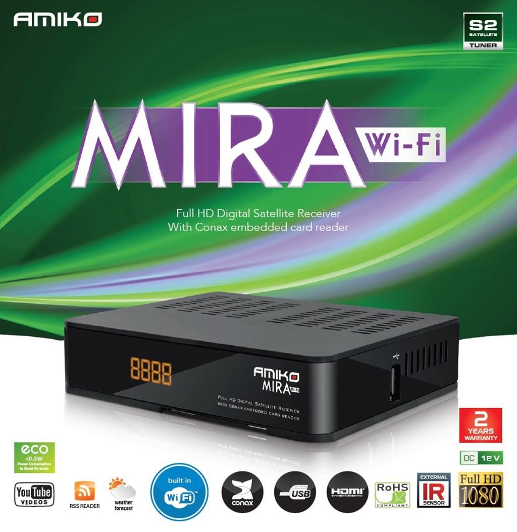 Amiko Mira Wifi