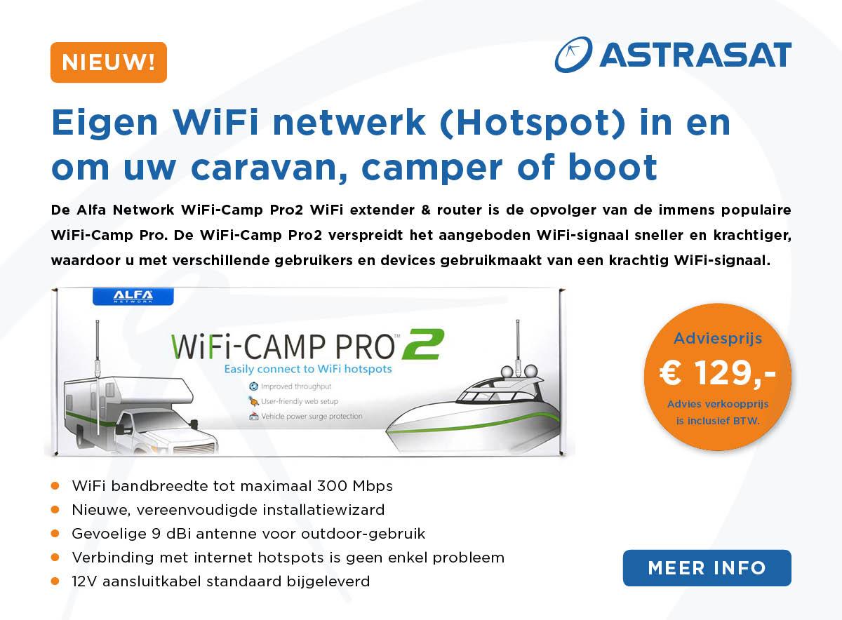 Eigen WiFi netwerk ...